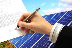 leasing solar equipment